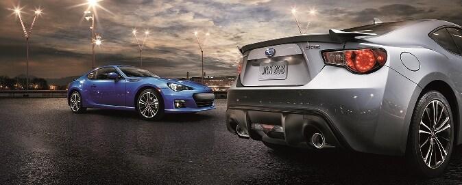 Compare Subaru BRZ to Toyota 86 & Hyundai Genesis Coupe ...