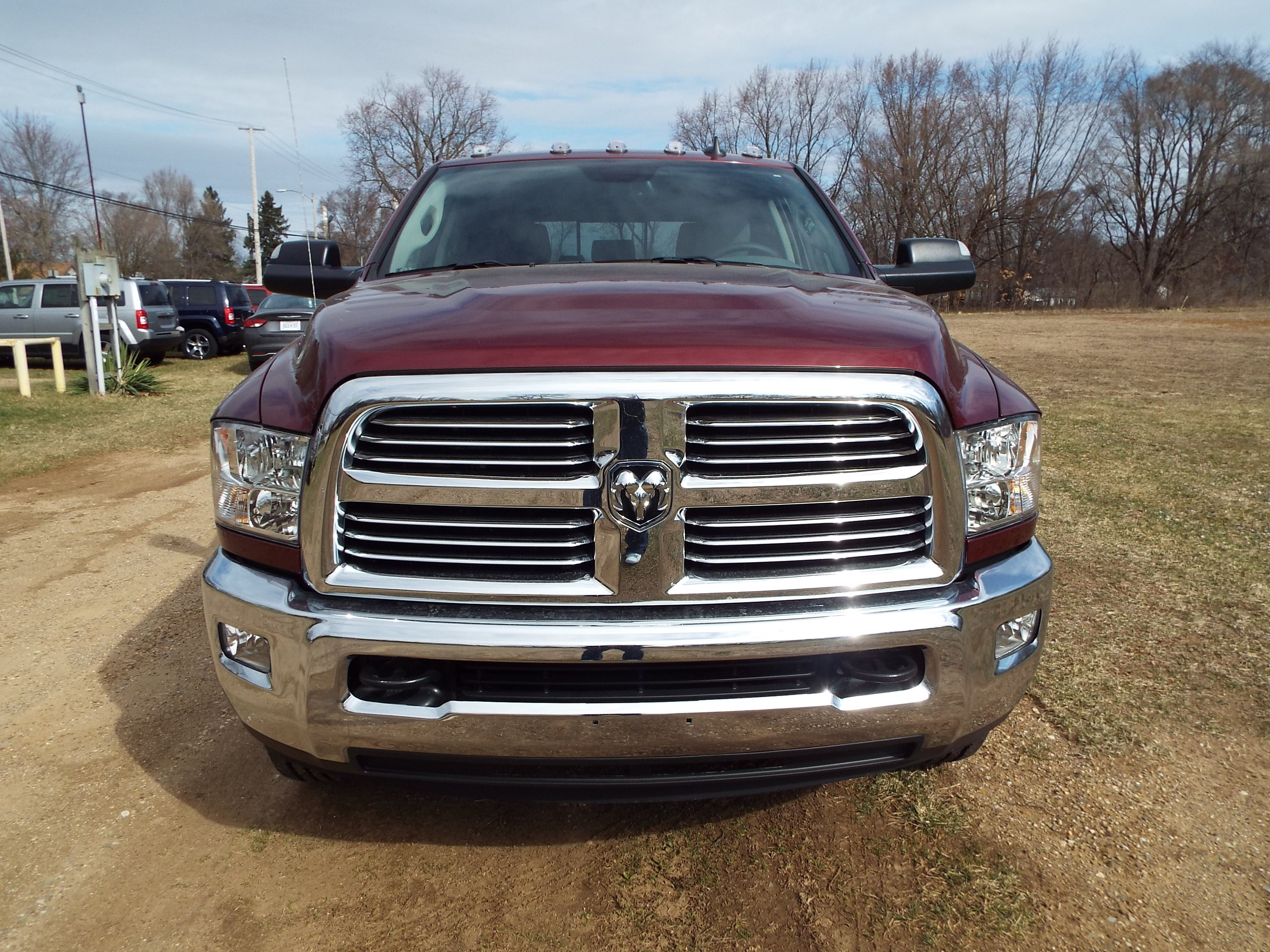 New 2017 Ram 2500 Slt For Sale Albion Mi