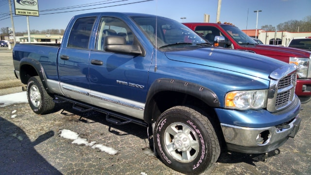 2005 Dodge Ram 2500 SLT This is an incredibly powerful and extremely well-maintained Dodge Ram 250
