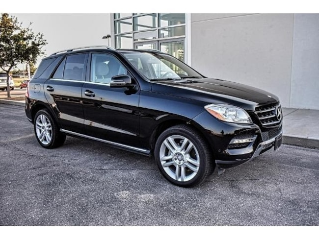 2015 Mercedes-Benz M-Class ML 250 BlueTEC 4MATIC SUV