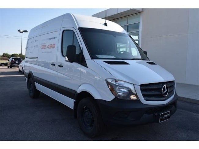 2017 Mercedes-Benz Sprinter 2500 Standard Roof V6