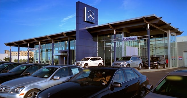 about alderson european motors midland new mercedes benz