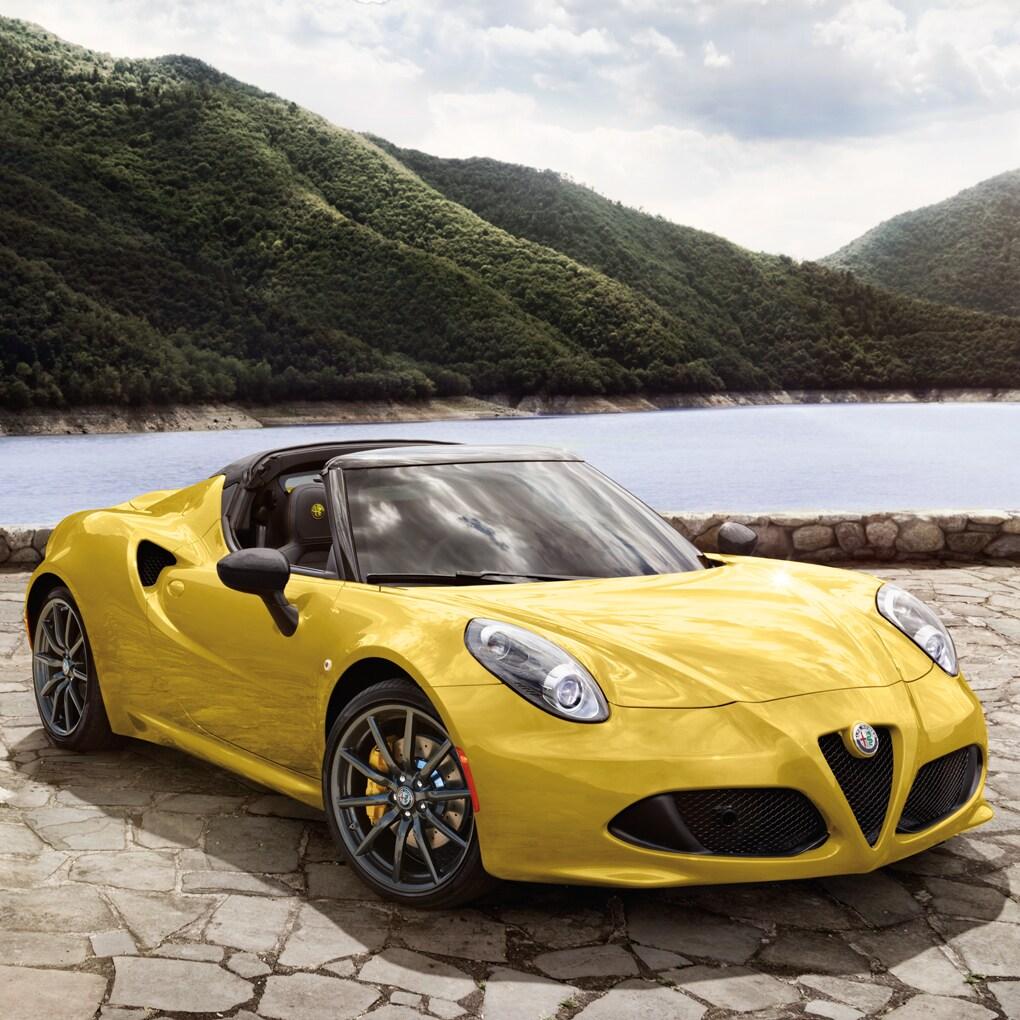 New And Used Alfa Romeo Cars