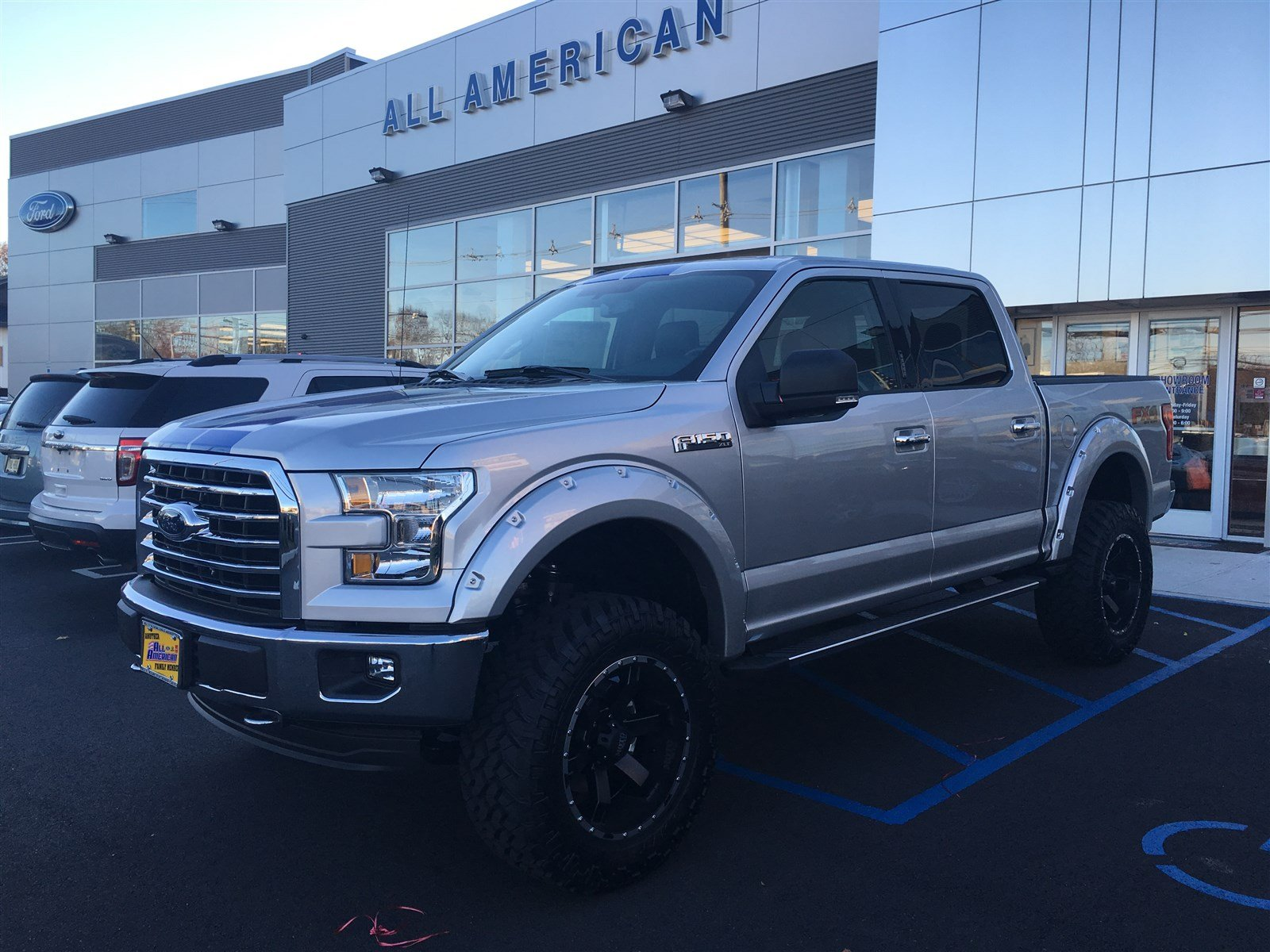 outlet at all american ford of hackensack ford trucks new jersey. Cars Review. Best American Auto & Cars Review