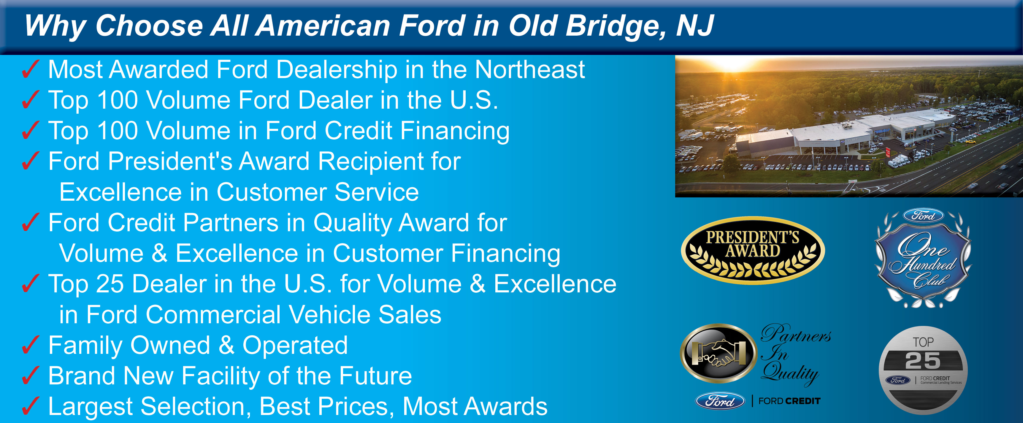all american ford in old bridge your local central nj ford dealership. Cars Review. Best American Auto & Cars Review