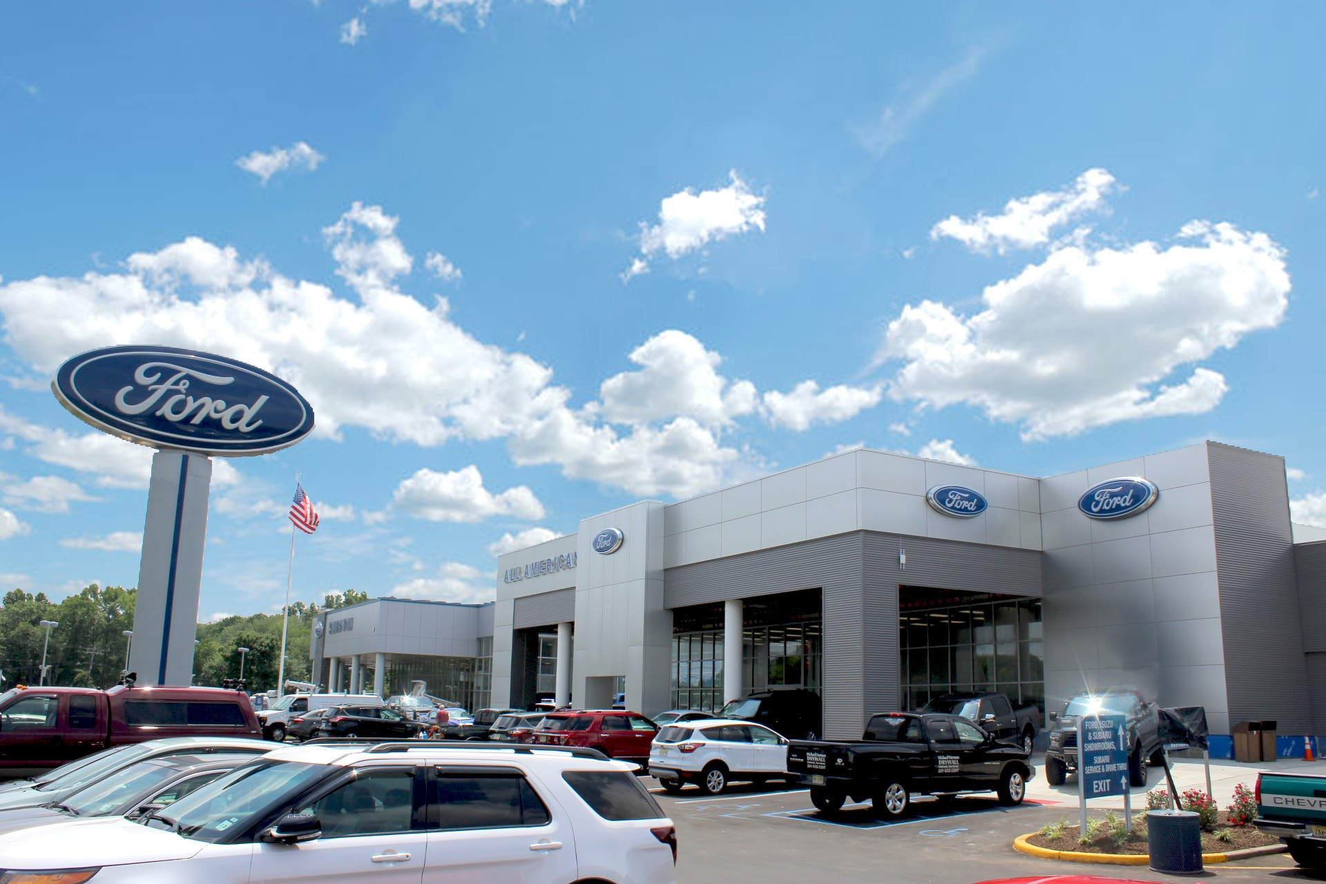 about all american ford of old bridge new used ford dealership. Cars Review. Best American Auto & Cars Review