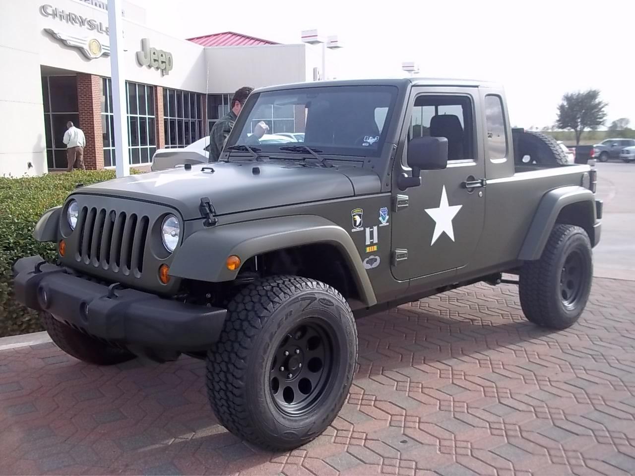 Allen Samuels Jeep >> JK8's @ Allen Samuels Alliance Ft Worth TX
