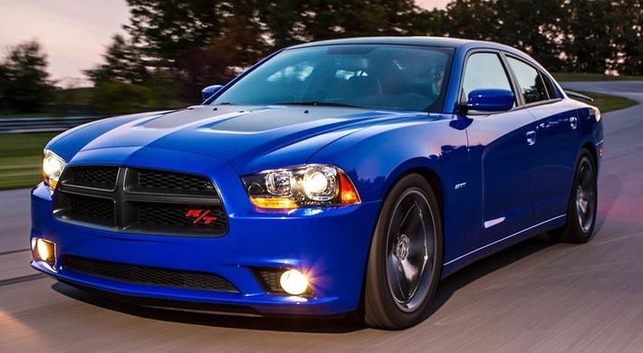 To some  Dodge Charger evokes Dodge Charger 2014 Blue
