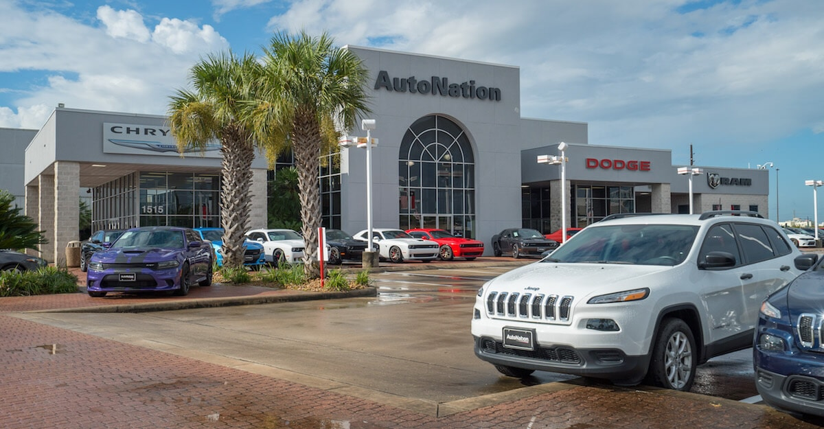 Allen Samuels Jeep >> Hours & Driving Directions To AutoNation Chrysler Dodge Jeep RAM Houston In Houston