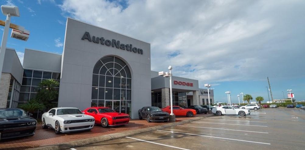 About AutoNation Chrysler Dodge Jeep RAM Houston