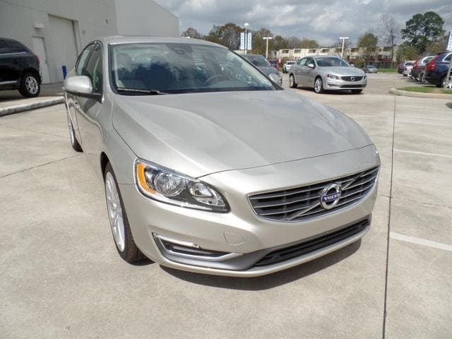 New 2017 Volvo S60 T5 Inscription Sedan For Sale/Lease Baton Rouge, LA