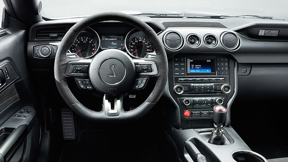 shelby gt350 interior dash the 2015 ford mustang