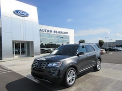 2017 Ford Explorer Limited Limited 4WD