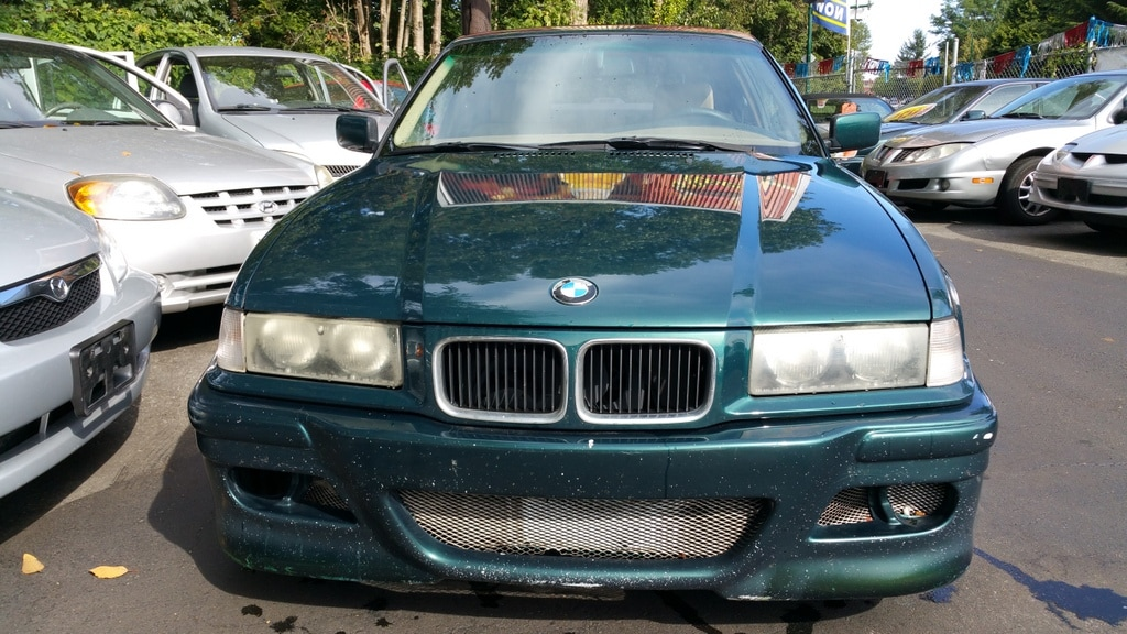 1995 Bmw 318is Coupe For Sale