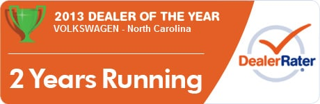 2013 Dealer of the year DealerRater.com