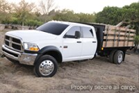 2012 Ram Chassis Cab - White