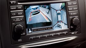 2013 Nissan Rogue Rearview Camera