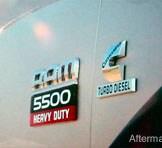 2012 Ram Chassis Cab Logo
