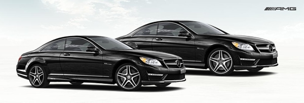Mercedes-Benz CL63 AMG� & CL65 AMG�