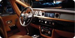 Rolls Royce Phantom Coupé Interior