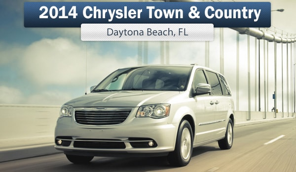2014 Chrysler Town & Country at Daytona Beach, FL