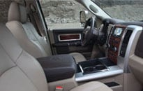 2012 Ram Chassis Cab Interior