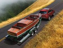 Grand Cherokee Towing Capacity