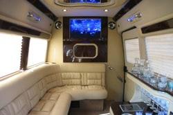 Limousine Van