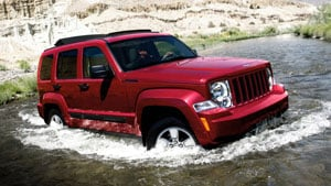 2012 Jeep Liberty Trail Rated