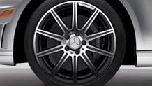 Mercedes-Benz 19-Inch Allow Wheel