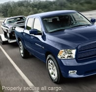 2012 Ram 1500 Towing Capacity