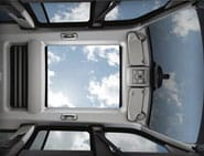 2012 Jeep Liberty Sunroof