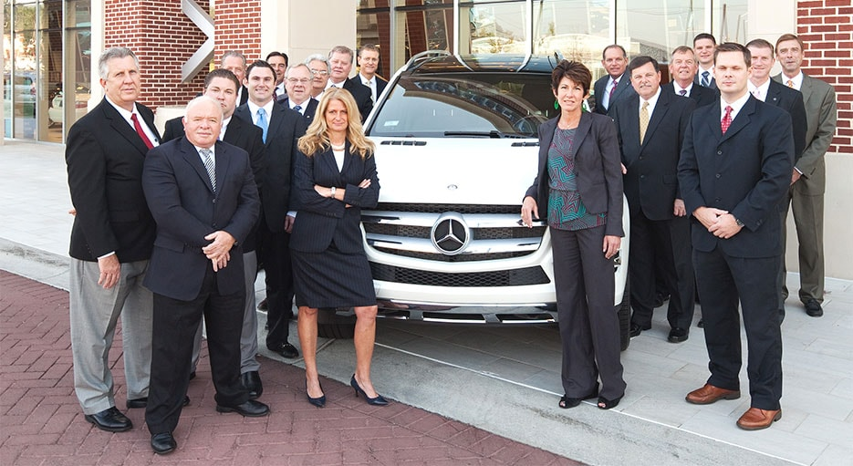 Mercedes-Benz of South Charlotte Staff