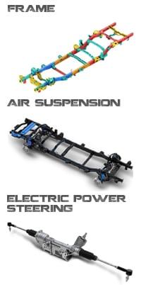 2013 Dodge Ram 1500 Suspension