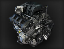 Grand Cherokee 3.6L Pentastar V6 engine
