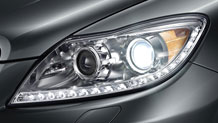 Mercedes-Benz Bi-Xenon Headlamps