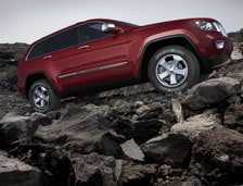 Grand Cherokee Hill Start Assist