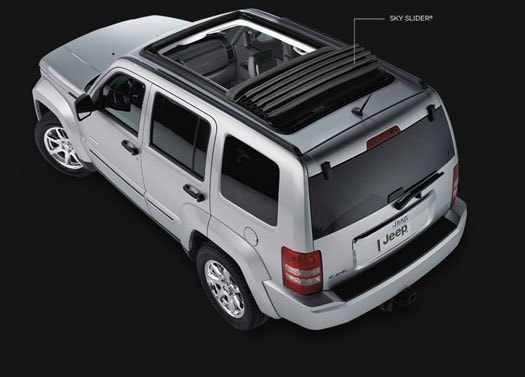 2012 Jeep Liberty Sky Slider