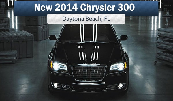 2014 Chrysler 300 at Daytona Beach, FL