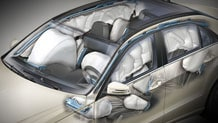 11-Way Air Bag Protection