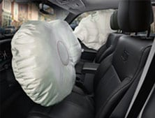 2012 Jeep Liberty Airbags
