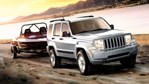 2012 Jeep Liberty 4WD