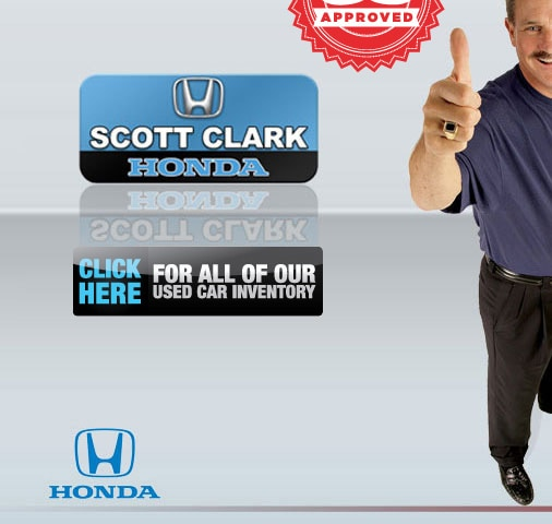 Scott Clark Honda New and Used Inventory