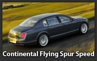 Flying Spur Speed