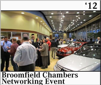 Broomfield Chambers Networking Event