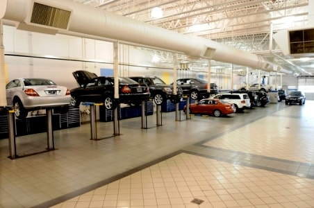 Servicing Mercedes-Benz in Westminster and Denver Surrounding Areas