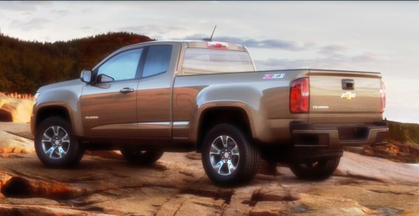 2015 colorado pickup truck preview at mount pleasant chevrolet. Cars Review. Best American Auto & Cars Review