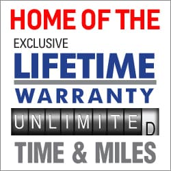 Chevy Lifetime Warranty