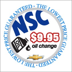 Lowest Price Guaranteed Chevy Oil Change