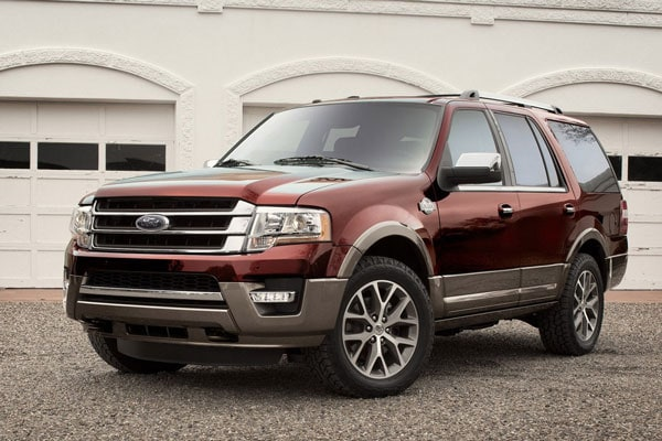 The New 2017 Ford Expedition King RanchR EL For Sale In Pleasanton TX At Ancira